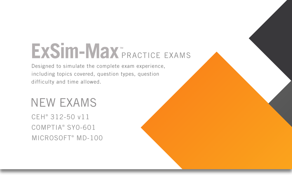 New ExSim-Max Products